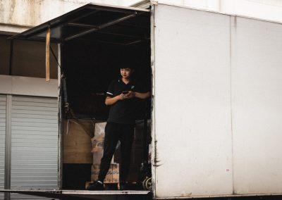 Disponemos de camiones adaptados especialmente para realizar traslados y mudanzas